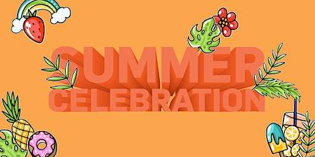 18 Uhr Celebration | SUMMER CELEBATION Tickets