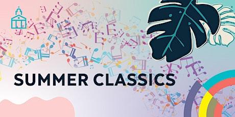 Summer Classics tickets