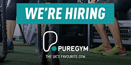 Personal Trainer/Fitness Coach Hiring Open Day - Derby tickets