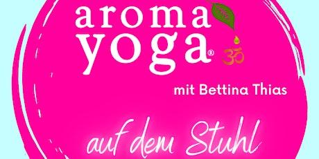 Aroma Yoga® auf dem Stuhl - 5-Wochenkurs Tickets