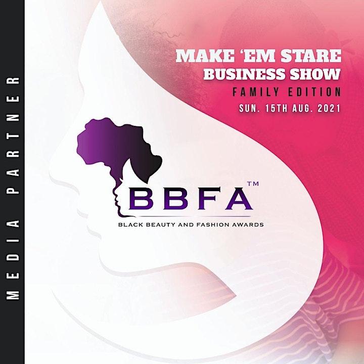 Make 'Em Stare Business Show 2021 image