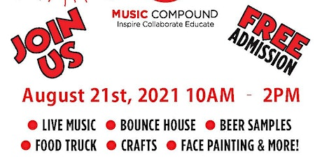 Back to School Bash at Music Compound tickets
