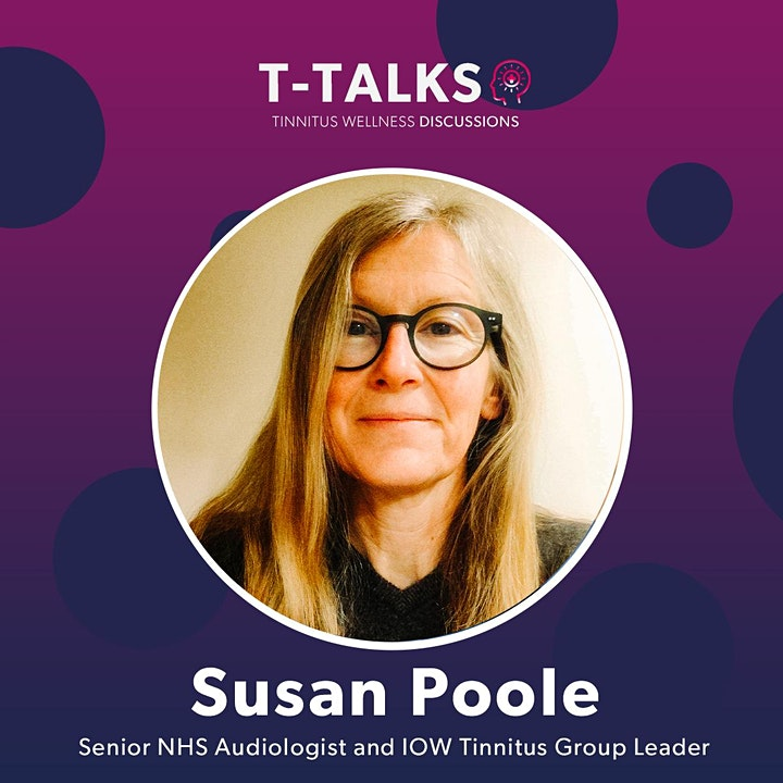 T-Talks Webinar - Tinnitus & Hearing Aids, What are your options? image