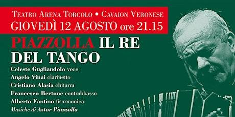 Piazzolla | Il re del tango biglietti