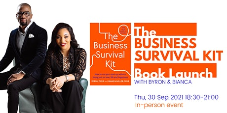 The Business Survival Kit Book Launch | Business Book Event tickets