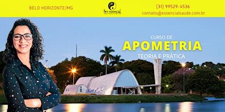 Curso de Apometria com Ademildes Rodrigues ingressos