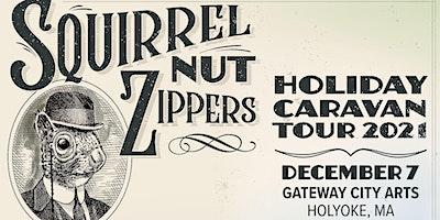 Squirrel Nut Zippers: Holiday Caravan 2021