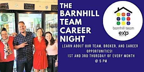 Barnhill Team Career Night tickets