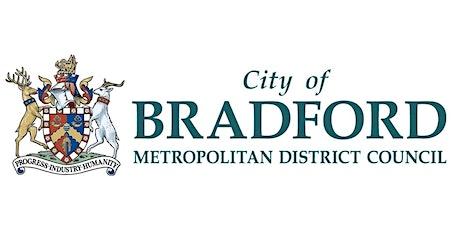 Bradford District Entrepreneurship Support Market Engagement Workshop tickets