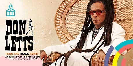 Don Letts -  Book Reading tickets