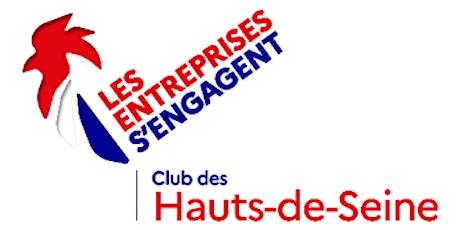 SAVE THE DATE : 4ème Rencontre des entreprises engagées des Hauts-de-Seine billets