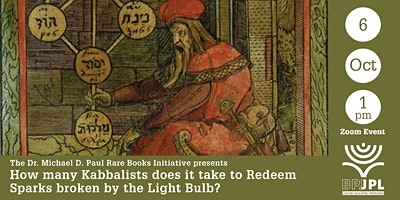 How many Kabbalists does it take to Redeem sparks broken by the Light Bulb?