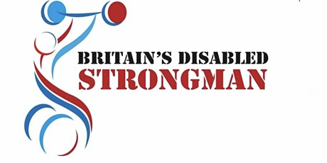 Britains Disabled Strongman Competition 2021 tickets