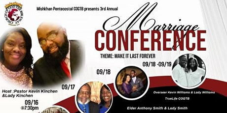 Make it Last Forever marriage conference tickets