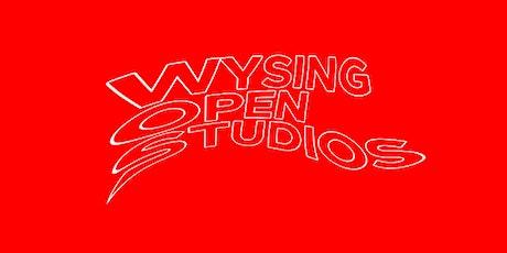 Wysing Open Studios 2021 tickets
