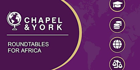 Africa - Chapel & York Live: Global Digital Donor Acquisition tickets