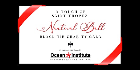 The Nautical Ball tickets