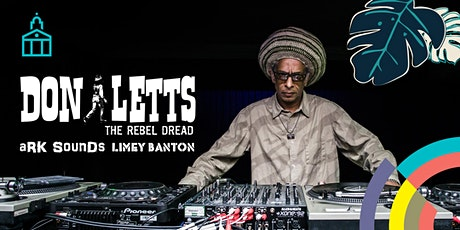 Jam Rock - with Don Letts, aRK SounDS and Limey Banton tickets
