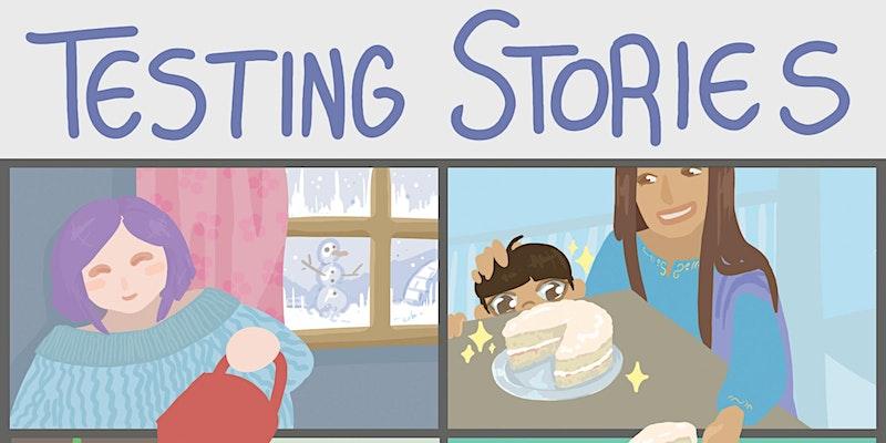 Webinar: Testing stories