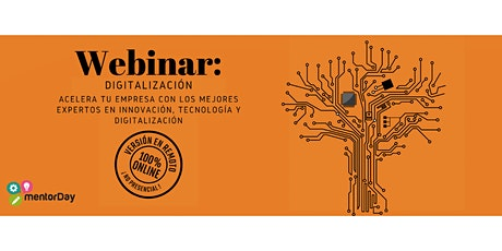 Webinar: Innovación, Tecnología, Digitalización entradas