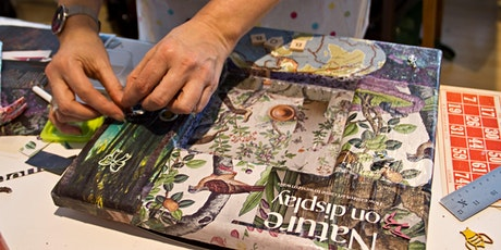 Nature Inspired Upcycling - Family workshop tickets