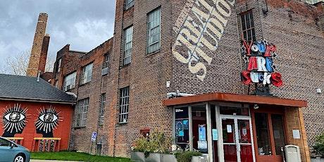 Club of Cleveland Meetup  at 78 Street Studios' Third Friday Art Walk tickets