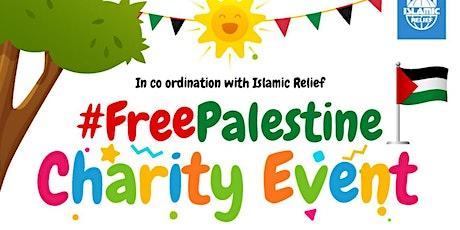 #FreePalestine Charity Fundraiser tickets