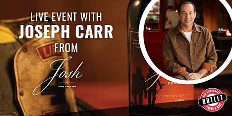 Tasting and Life Story with Joseph Carr tickets