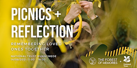 Picnics & Reflection; The Forest of Memories -  in Runnymede Memorials tickets