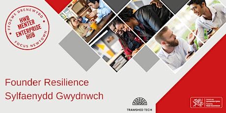 Founder Resilience | Sylfaenydd Gwydnwch tickets