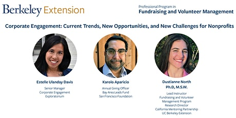 Corporate Engagement: Current Trends, New Opportunities, and New Challenges tickets