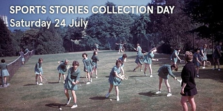 Europeana Sport: Story Collection Day tickets