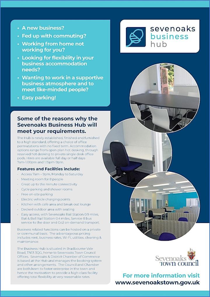 Coffee and Networking Sevenoaks Business Hub image