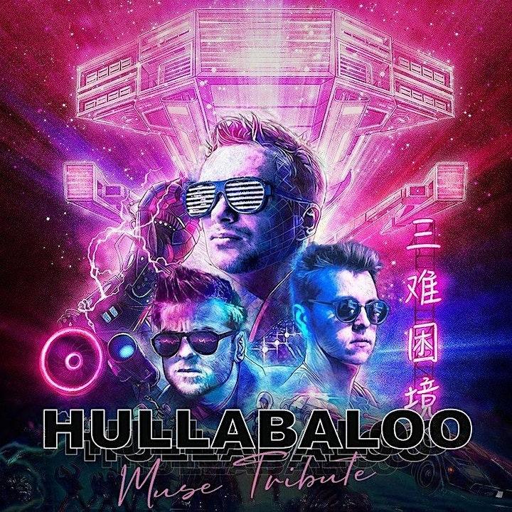 Summer Concerts 2021: Hullaballoo Muse Tribute image