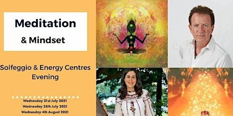 Meditation & Mindset, Solfeggio & Energy Centres Evening - Perth tickets