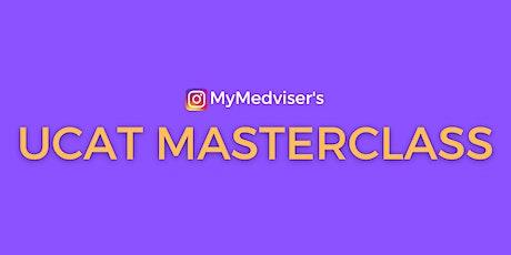 UCAT 2021 Masterclass tickets