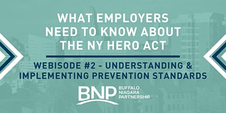 What Employers Need to Know About the NY HERO Act: Session 2 tickets