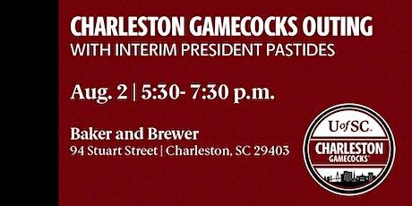 Charleston Gamecocks Outing w/ Interim President Pastides tickets