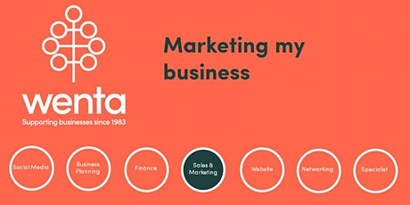 Marketing my business - Enfield tickets