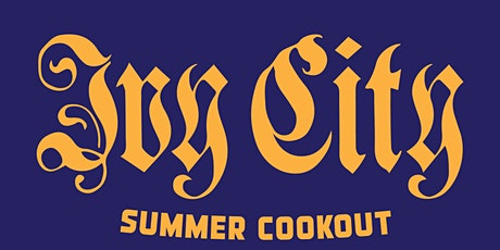Ivy City Cookout Celebrate tickets
