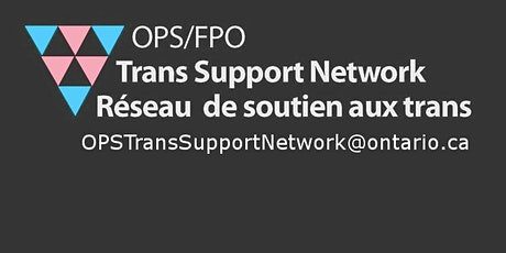 Trans Support Network Lunchtime Drop-in tickets