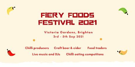 Fiery Foods Festival tickets