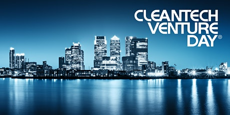 Cleantech Venture Day tickets