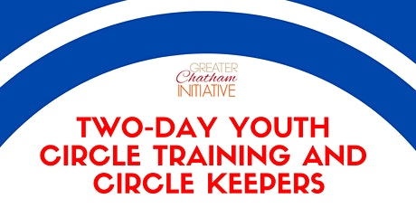 Two-day Youth Circle Training and Circle Keepers tickets