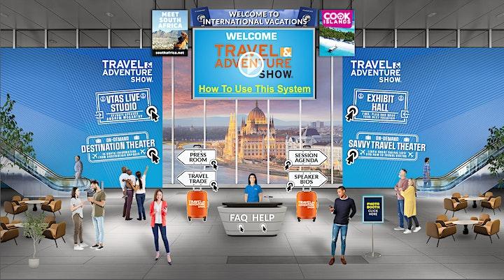 Virtual TAS : International  Vacations image