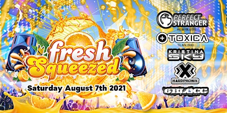 Fresh Squeezed Festival tickets