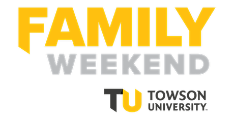 Towson University Family Weekend 2021 tickets