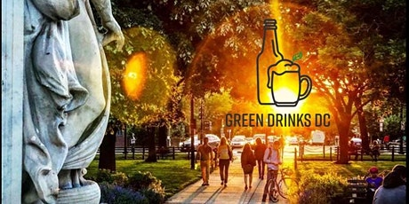 Green Drinks DC In-Person October Happy Hour tickets