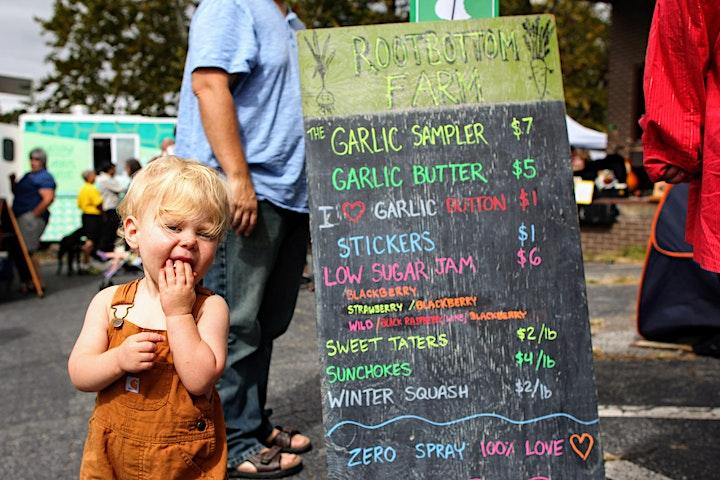 WNC Garlic Fest image