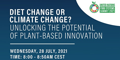 Unlocking the potential of plant based innovation tickets